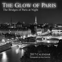 2017 Glow of Paris Calendar