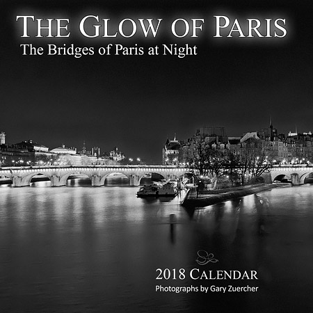 2018 The Glow of Paris Calendar